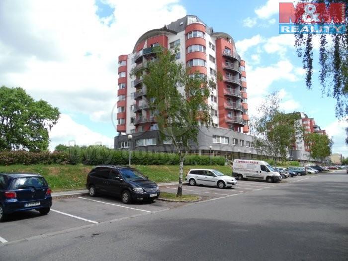 Prodej, byt 1+1, 49 m2, Pardubice - centrum