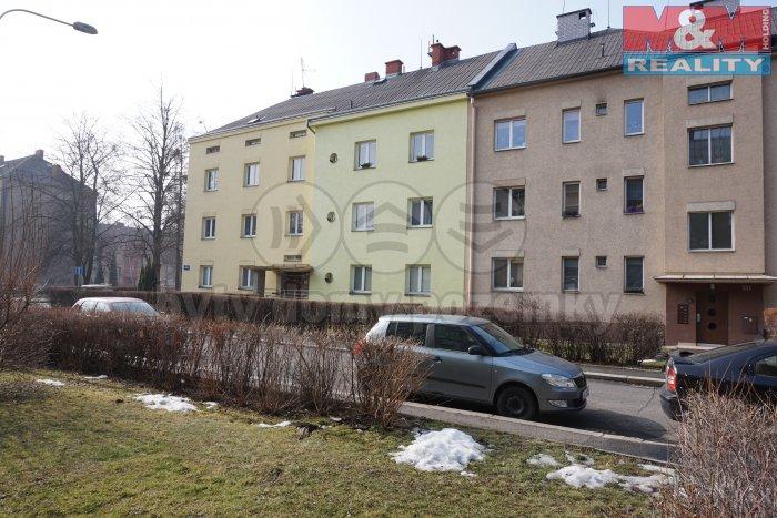 Pronájem, byt 1+kk, Moravská Ostrava, ul. Havířská