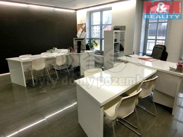 Pronájem, kancelářský prostor, 55 m2, Zlín, ul. Lešetín