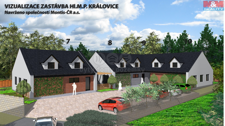 Prodej, rodinný dům 4+kk, 93 m2, Praha 10