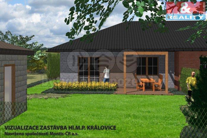 Prodej, rodinný dům 4+kk,102 m2, Praha 10, Královice