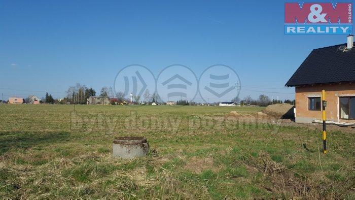 Prodej, pozemek, 1800 m2, Orlová, ul. Větrná
