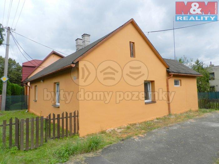 Prodej, rodinný dům 3+1, Petřvald, ul. Rychvaldská