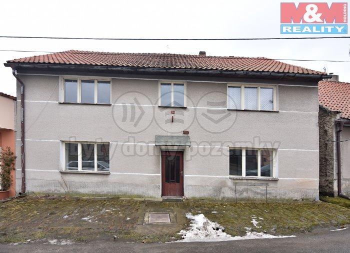 Prodej, rodinný dům 5+1, 290 m2, Řepín