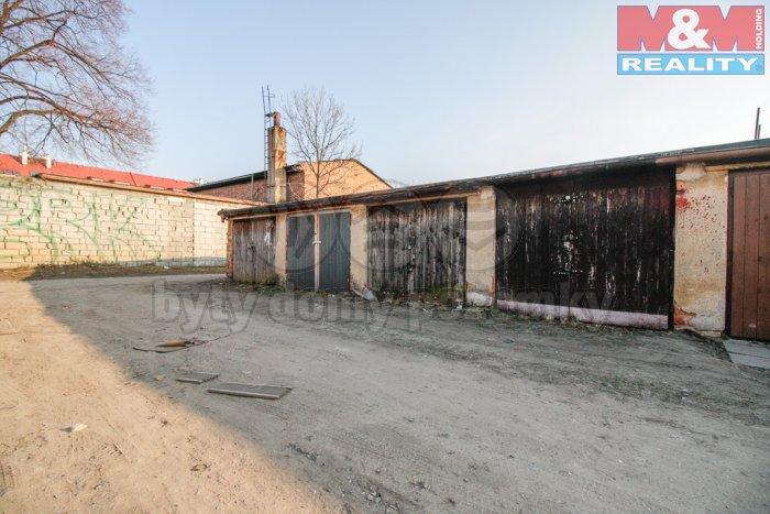 Prodej, garáž, 18m2, Praha 10 - Michle, Novobohdalecká
