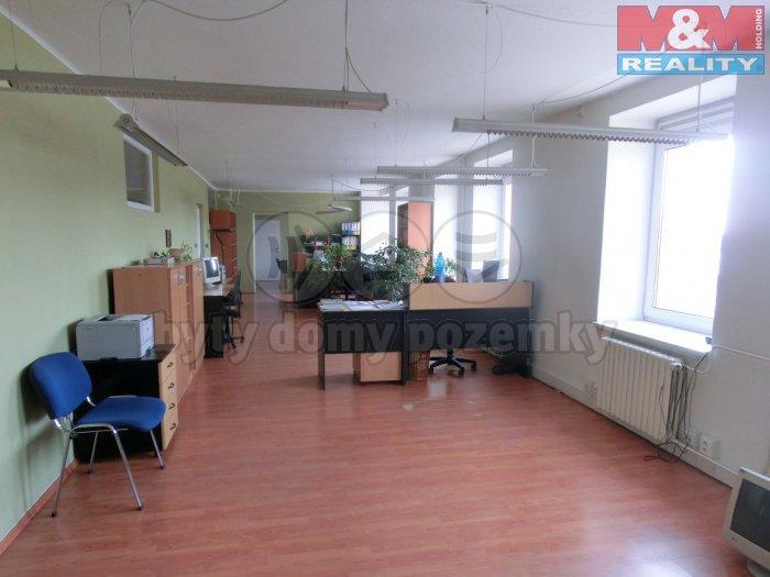 Pronájem, kancelářský prostor, 72 m2, Zlín