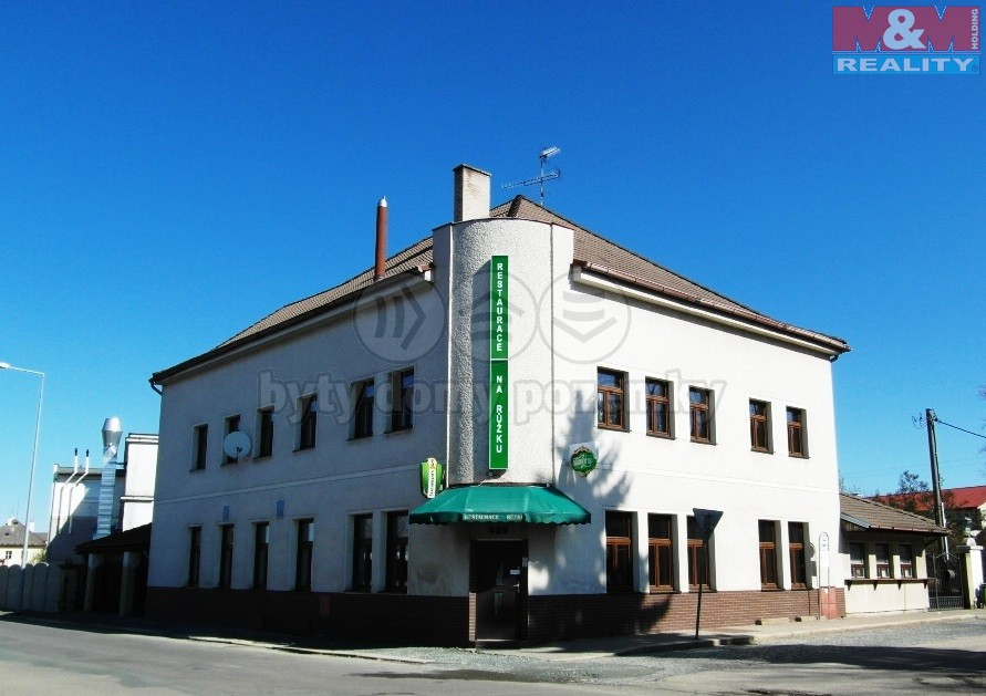 Prodej, restaurace, Dobruška, ul. Nádražní, vinárna