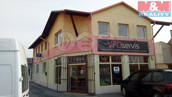 Prodej, nájemní dům, 650 m2, Olomouc, ul. Přerovská