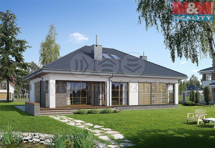 Prodej, rodinný dům, 3395 m2, Stříbrná Skalice