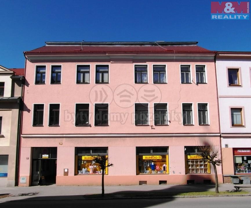 Prodej, byt 2+kk, 70 m2, OV, Nové Město nad Metují