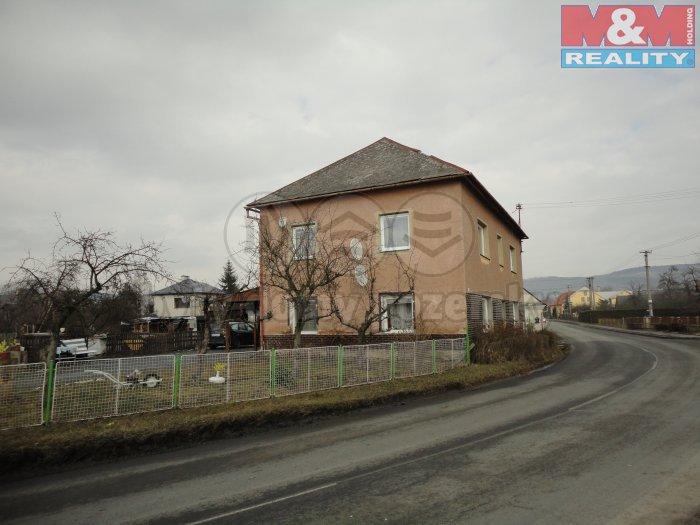 Prodej, rodinný dům 6+2, 250 m2, Dlouhá Loučka