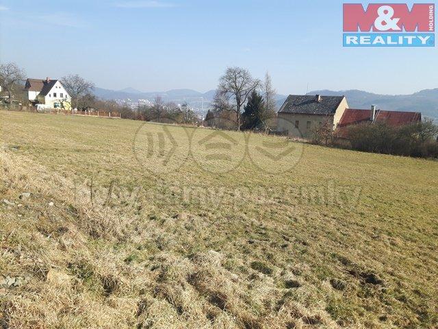 Prodej, stavební pozemek, 975 m2, Děčín XXV, ul. Lomená