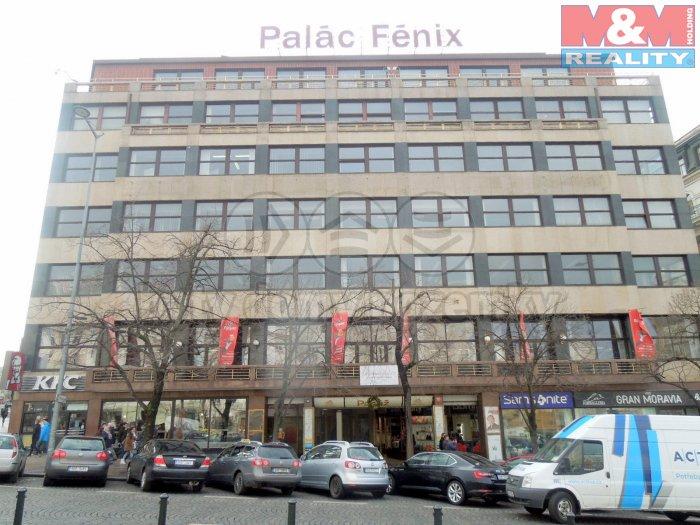 Pronájem, kancelářský prostor, 205 m2, Praha 1 - Nové Město