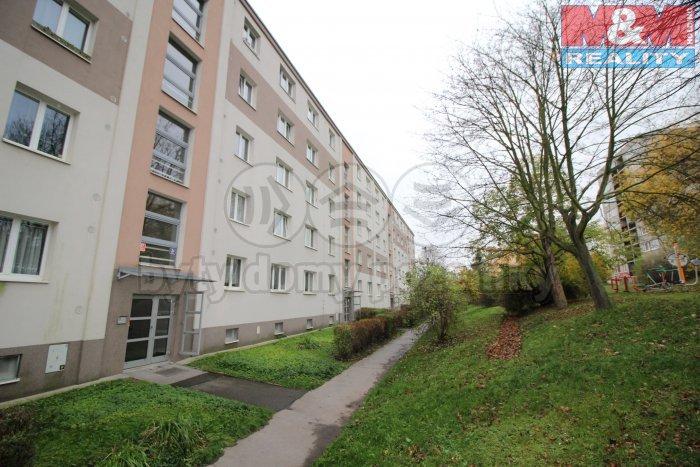 Pronájem, byt 2+1, 51 m2, Praha - Malešice