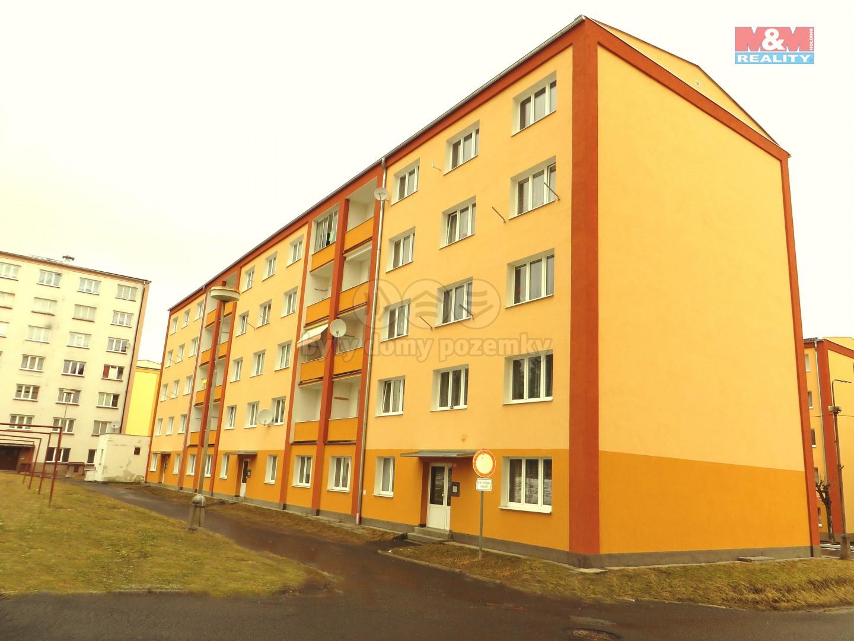 Prodej, byt 2+1, 55 m2, Rotava, ul. Sídliště