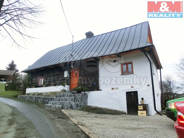 Prodej, Chalupa 4+kk, 1022 m2, Staříč