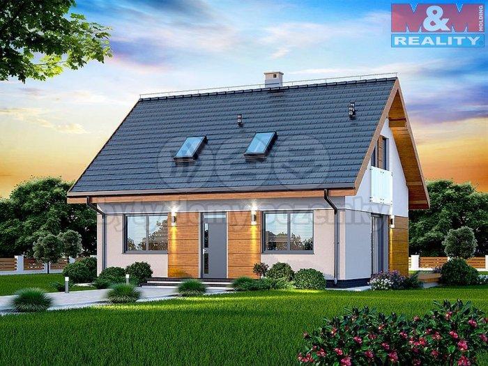 Prodej, rodinný dům 5+1, Mariánovice - Benešov