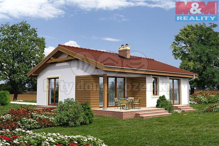 Prodej, rodinný dům 3+1, Mariánovice - Benešov