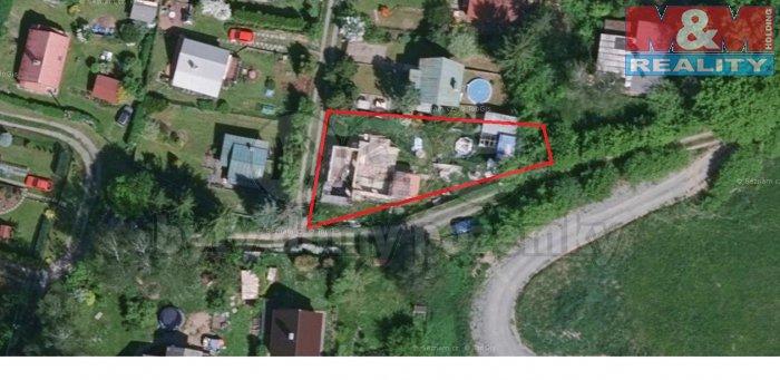 Prodej, stavební pozemek, 356 m2, Stříbrná Skalice