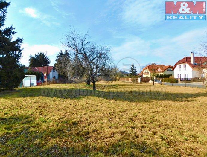 Prodej, stavební parcela 1549m2, Praha 10 - Pitkovice