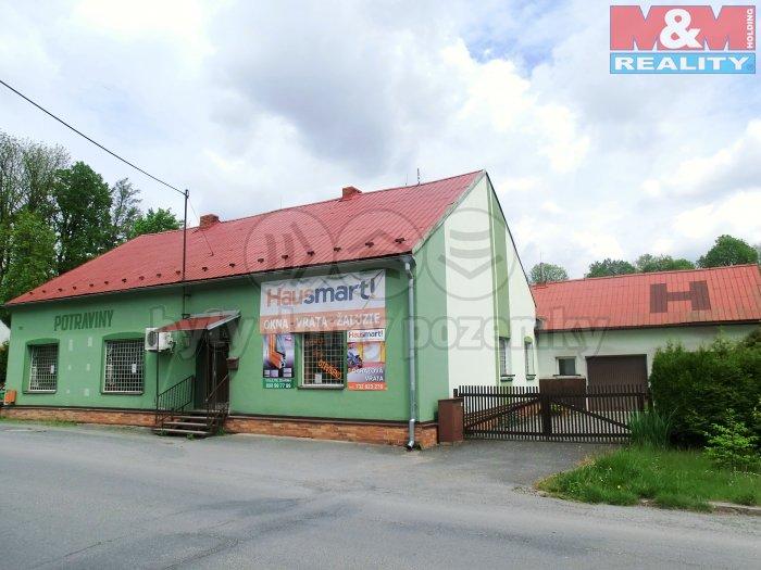Prodej, komerční objekt, 420 m2, Studénka, ul. Butovická