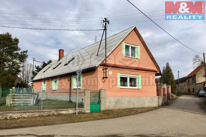 Prodej, rodinný dům 3+1, Bořeňovice - Benešov