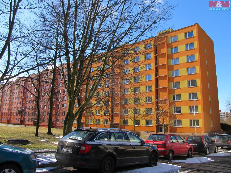 Pronájem, byt 1+1, Ústí nad Labem, ul. Zvonková