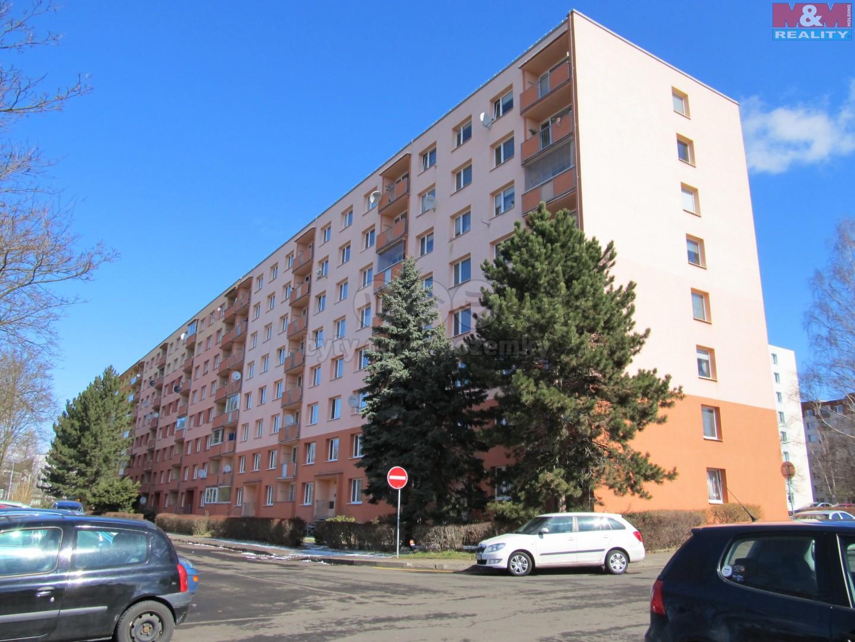 Pronájem, byt 2+1, Ústí nad Labem, ul. Zvonková