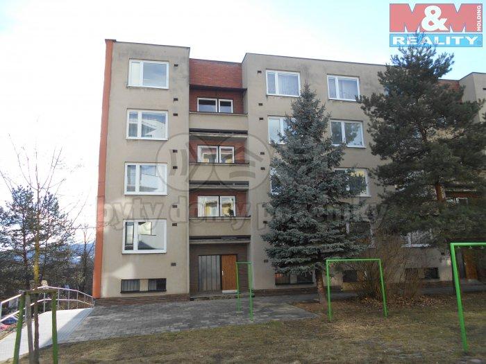 Pronájem, byt 3+1, 75 m2, Blansko, Absolonova