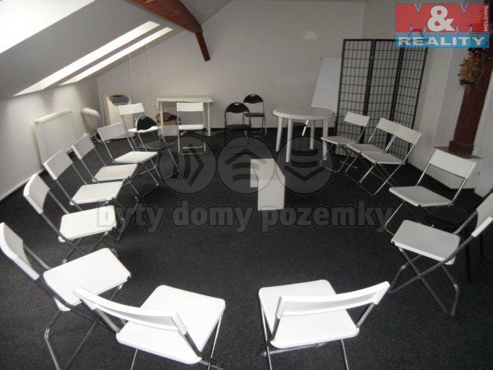 Pronájem, kanceláře, 60 m2, Brno, ul. Bašty