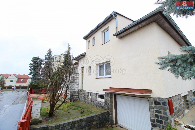 Pronájem, rodinný dům 5+1, 220 m2, Praha 6 - Řepy