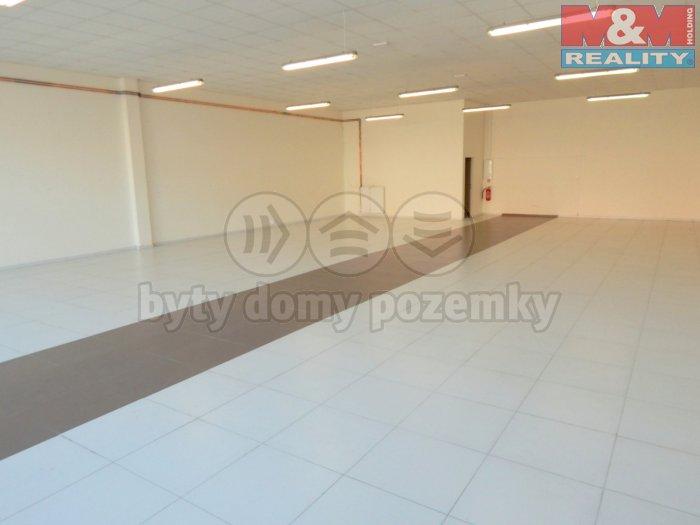 Pronájem, obchodní prostory, 200 m2, Praha 5