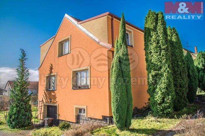 Prodej, rodinný dům 5+2, Sedlčany, ul. Dělnická