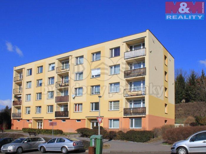 Pronájem, byt 1+1, 38 m2, OV, Ústí nad Labem, ul. Šumavská