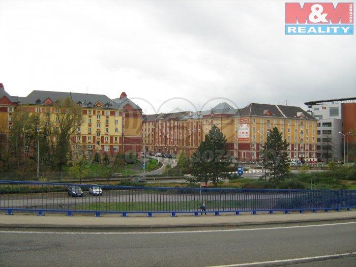 Pronájem, byt 1+1, Ostrava, ul. Senovážná