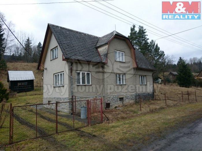 Prodej, rodinný dům 5+1, 150 m2, Vrbno pod Pradědem