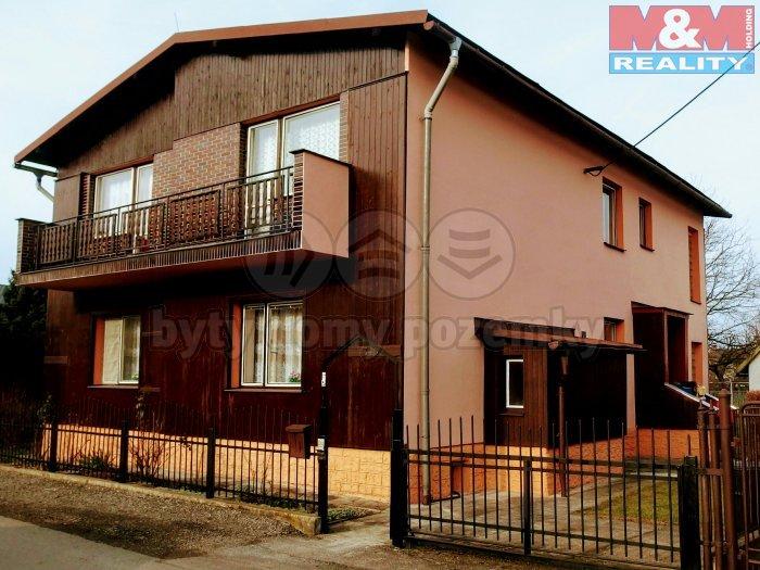 Prodej, rodinný dům 7+2, 295 m2, Bohumín - Skřečoň
