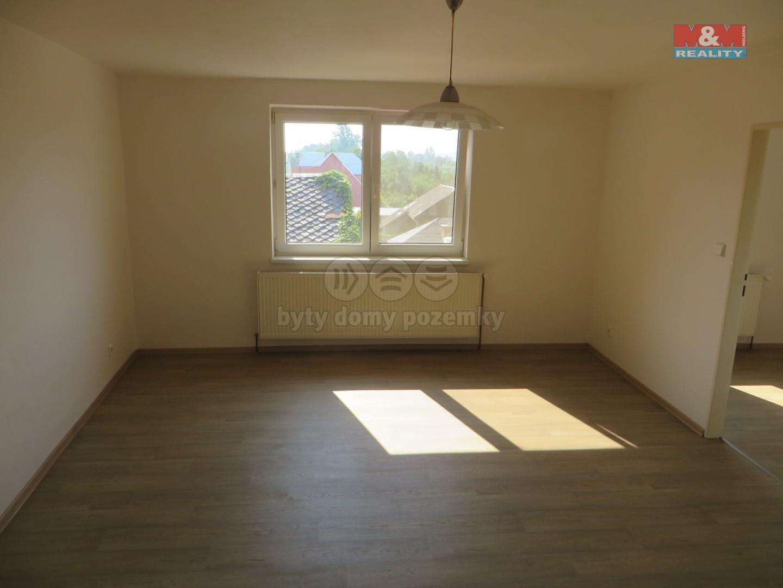 Pronájem, byt 2+1, 60 m2, Kravaře - Kouty