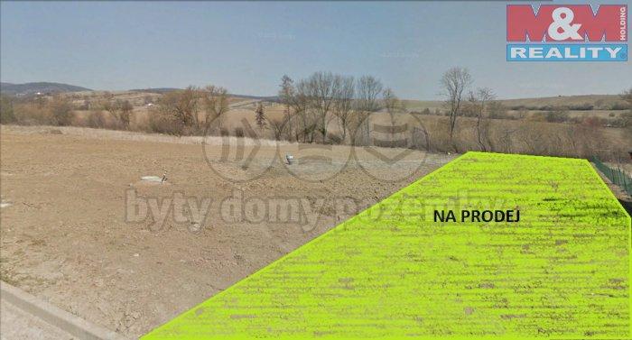 Prodej, parcela, 1775 m2, Tupesy