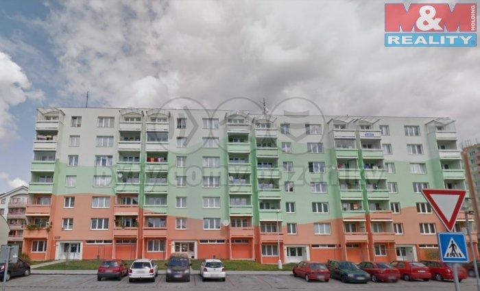 Prodej, byt 1+1, DV, 34 m2, České Budějovice, ul. Dubenská