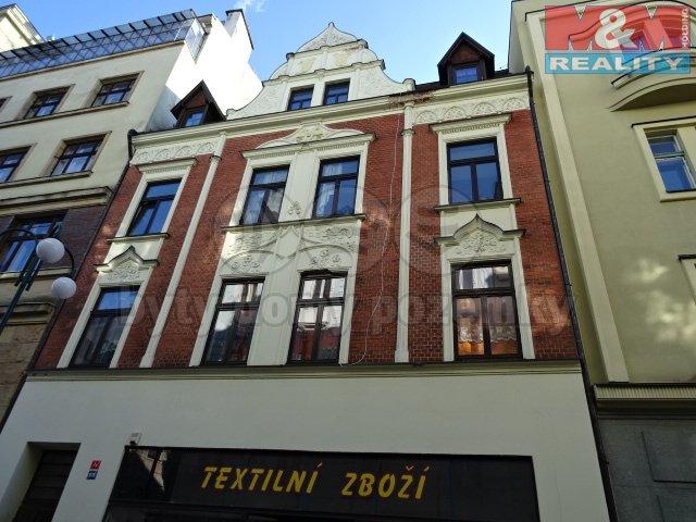 Prodej, bytový dům, Jablonec nad Nisou - centrum