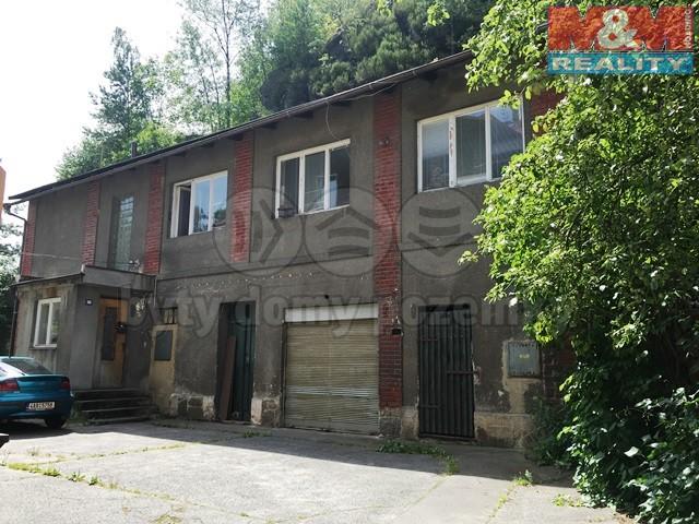 Prodej, rodinný dům, 152 m2, Děčín, ul. Saská