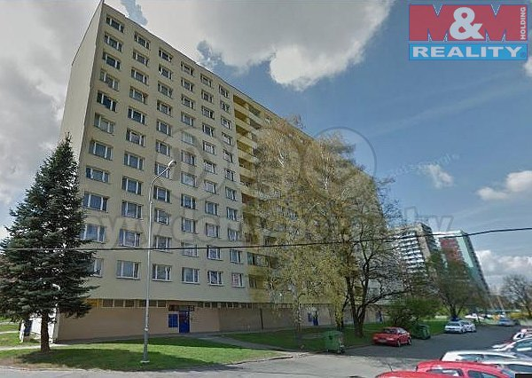 Pronájem, byt 3+1, 74 m2, Ostrava - Hrabůvka, ul. Tlapákova