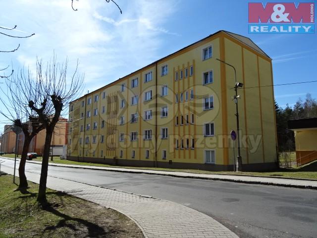 Prodej, byt 2+1, 56 m2, Rotava, ul. Sídliště