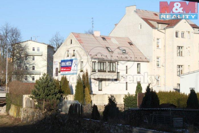 Prodej, nájemní dům, 150 m2, Karlovy Vary - Rybáře