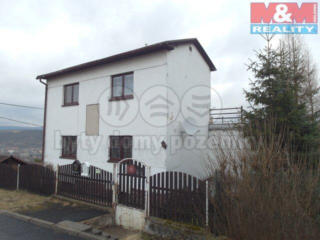 Prodej, rodinný dům, Ústí nad Labem - Hostovice