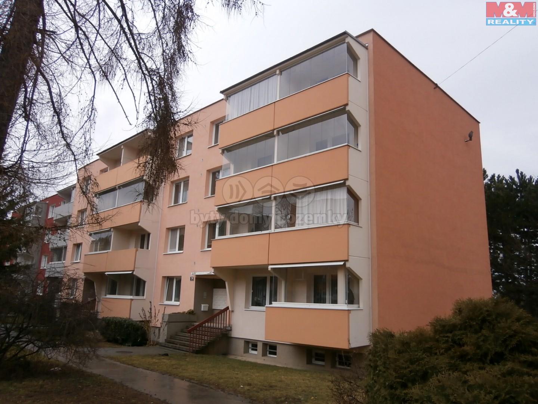Prodej, byt 1+1, 38 m2, Brno, ul. Laštůvkova