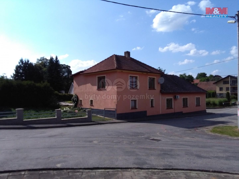Prodej, rodinný dům, Pavlínov