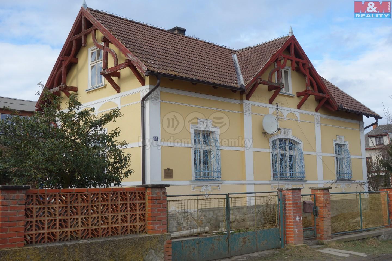 Prodej, rodinný dům, 949 m2, Horšovský Týn