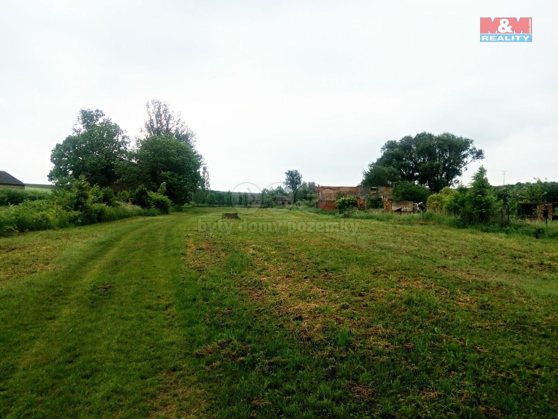 Prodej, pozemek, 3936 m2, Třebom